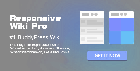 Responsive Wiki Pro designed by orcas