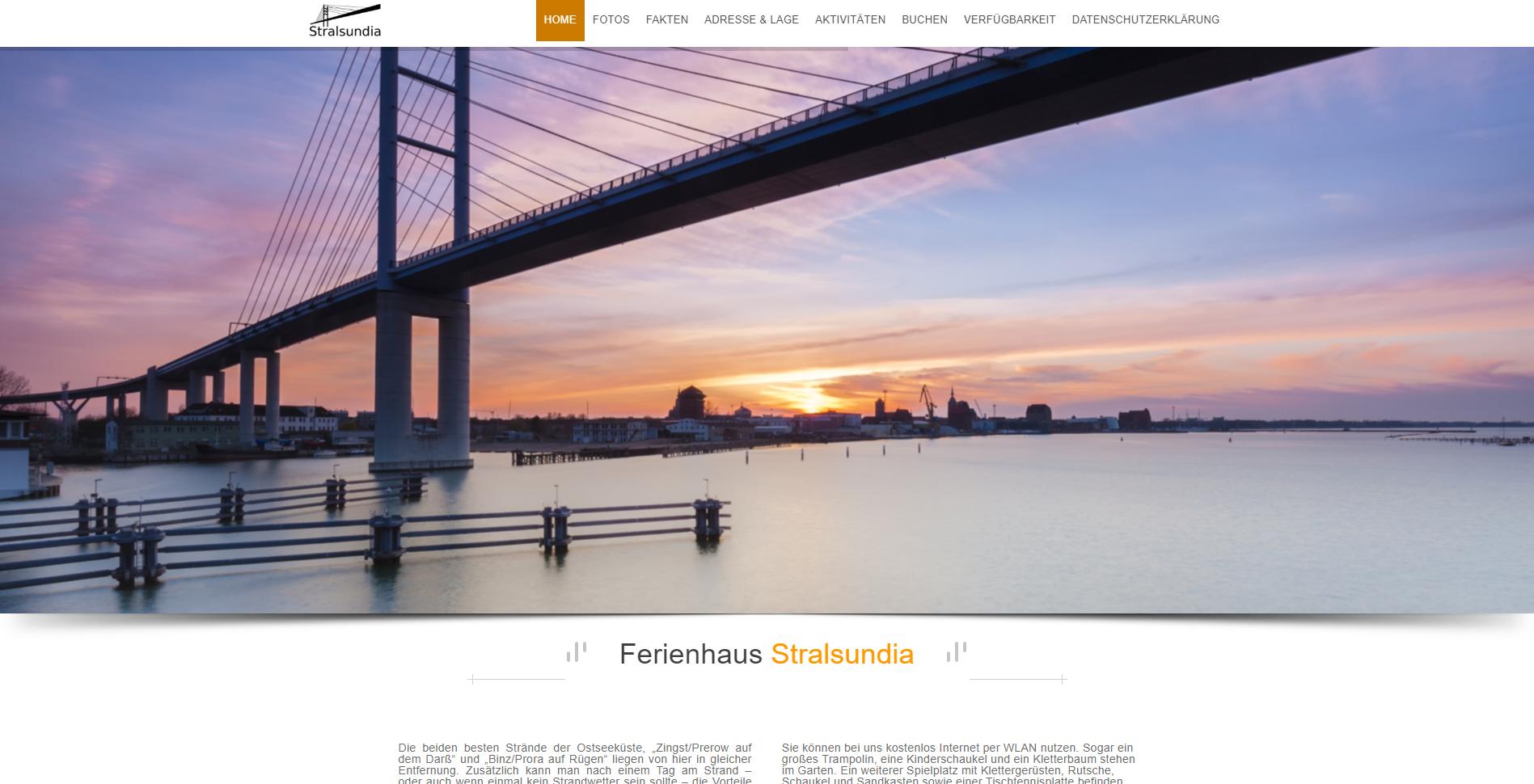 Ferienhaus Stralsundia