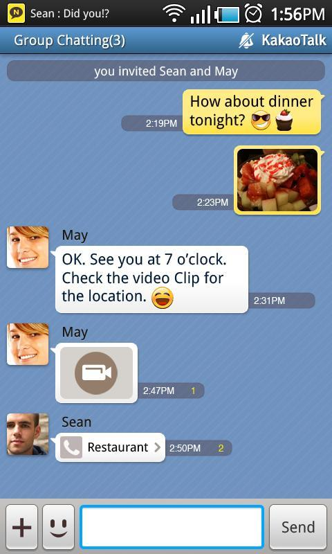 KakaoTalk Screenshot